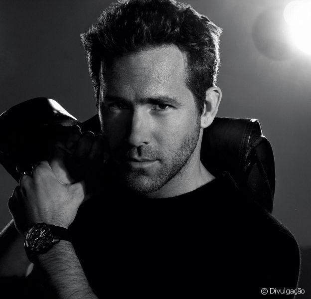 Ryan Reynolds é o novo porta-voz da L'oréal Paris, marca de cosméticos francesa