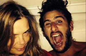 Alexia Dechamps está namorando ator 19 anos mais novo: 'Gente que não faz tipo'