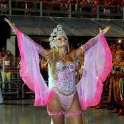Carnaval: Ellen Rocche brilha na Rosas de Ouro 8,5 kg mais magra que em 2013