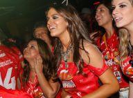 Bruna Marquezine se empolga e dança muito em show de Tiago Abravanel