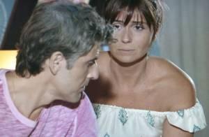 'Em Família': Cadu briga com Clara por ciúmes de Marina. 'Qual é a sua?'