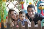 Camilla Camargo sobre 1 ano de José Marcus, filho de Wanessa: 'Ele curtiu muito'