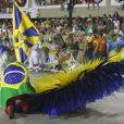A Unidos da Tijuca é a grande campeã do Carnaval 2014, no Rio de Janeiro. A escola comemora o tetracampeonato com um enredo em homenagem a Ayrton Senna