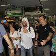 Ricky Martin desembarca no Rio de Janeiro e causa alvoroço entre fãs