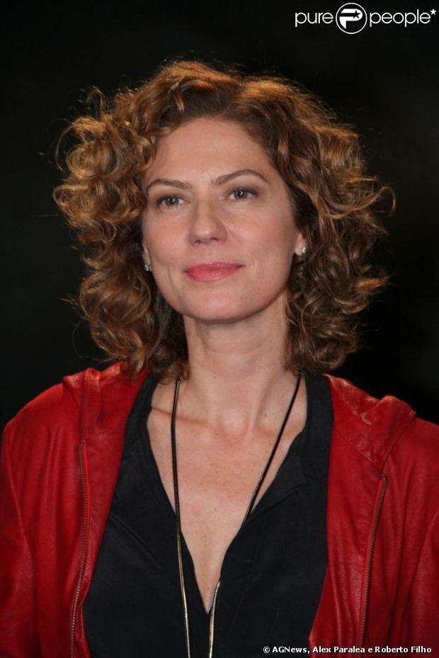 Patrícia Pillar fala sobre casamento e felicidade, em entrevista à revista 'IstoÉ Gente', divulgada em 17 de janeiro de 2013