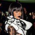 Rihanna é eleita ícone de moda pelo Conselho de Estilistas de Moda dos Estados Unidos (CFDA)