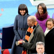 Michelle Obama, ícone da moda mundial, veste Thom Browne na posse de Obama