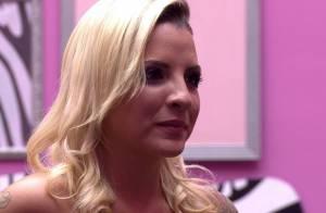 Clara é a terceira colocada no 'BBB 14' e pede que marido aceite Vanessa