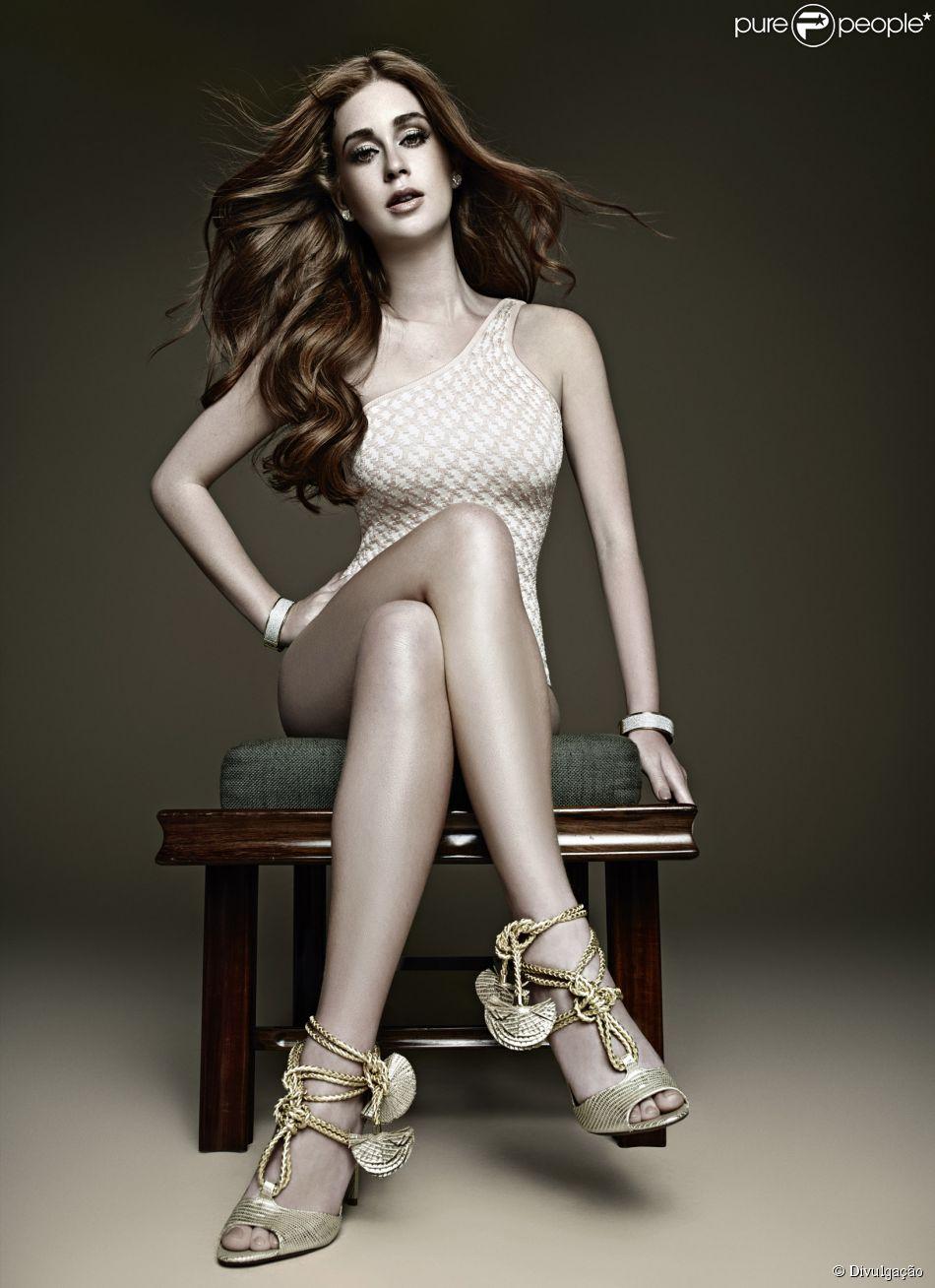 3d5e74191d0 Marina Ruy Barbosa investe na moda e assina coleção de sapatos ...