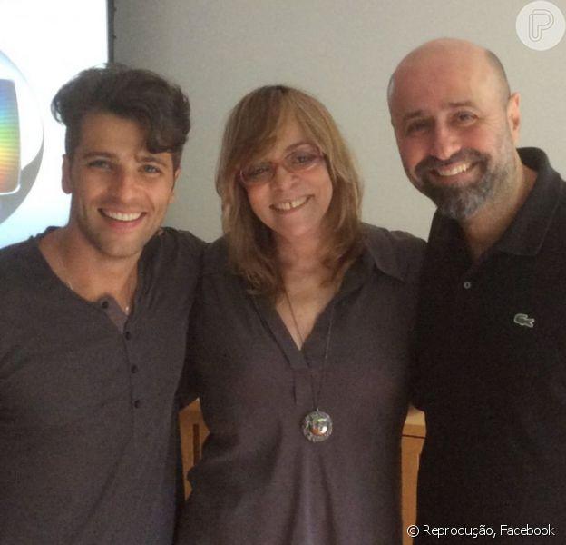 Bruno Gagliasso estará na série 'Dupla Indentidade', de Gloria Perez e dirigida por Mauro Mendonça Filho