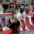O One Direction lançou nesta quarta-feira, 16 de abril, uma prévia da música 'You and I'