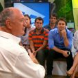 Luiz Felipe Scolari, técnico da Seleção Brasileira, fala sobre expectativa para a Copa do Mundo em entrevista ao 'Fantástico' neste domingo, 27 de abril de 2014