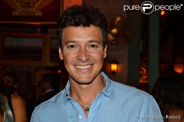 Rodrigo Faro descarta volta à novela e quer continuar na carreira de apresentador