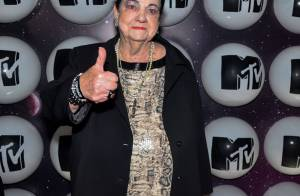 Morre a vidente Mãe Dináh aos 83 anos em São Paulo