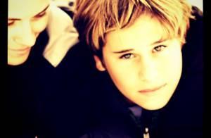 Davi, filho mais velho de Carolina Dieckmann com Marcos Frota, completa 15 anos