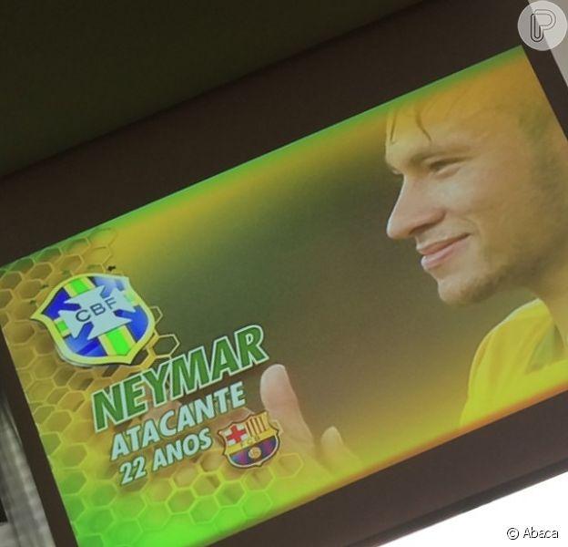 Neymar se emociona com convocação: 'Dia mais feliz da minha vida'