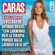 Adriana Esteves foi capa da versão argentina da revista 'Caras'