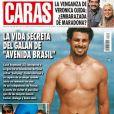 Cauã Reymond também foi capa da versão argentina da revista 'Caras'