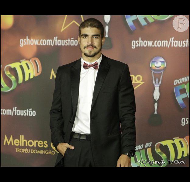 Caio Castro pode ter contrato rescindido pela TV Globo após pedir férias