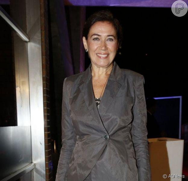 Lilia Cabral espera que sua personagem seja uma vilã amada pelo público