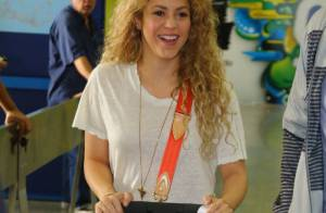 Shakira vai acompanhar Piqué nos jogos da Espanha na Copa do Mundo no Brasil