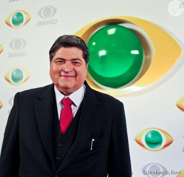 José Luiz Datena fará narração dos jogos da Copa do Mundo na Band