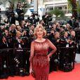 Jane Fonda veste Elie Saab no Festival de Cannes 2014