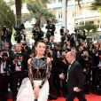 Zhang Ziyi veste Stéphane Rolland no Festival de Cannes 2014