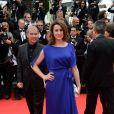 Valerie Kaprisky prestigia a cerimônia de abertura do Festival de Cannes 2014