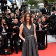 Chiara Mastroianni prestigia a cerimônia de abertura do Festival de Cannes 2014