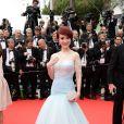 Dong Yu prestigia a cerimônia de abertura do Festival de Cannes 2014