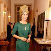 Camila Pitanga usa turbante no Prêmio da Música Brasileira. Veja looks do evento