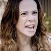 'Em Família': Juliana briga com Jairo ao descobrir trato com avó de Bia