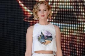 Jennifer Lawrence divulga 'Jogos Vorazes 3' no Festival de Cannes 2014