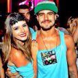 Giovanna Lancellotti é muito amiga de Caio Castro e já foi apontada como affair do ator. Os atores negaram as informações e declararam que sempre foram muito amigos