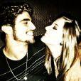 Giovanna Lancellotti e Caio Castro são melhores amigos