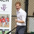 Príncipe Harry também vai conhecer Belo Horizonte, em Minas Gerais, antes de seguir para o Chile, no dia 26