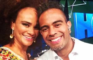 Luciana Mello e Jair Oliveira fazem show em homenagem ao pai, Jair Rodrigues