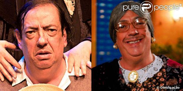 Na série 'A Grande Família', o ator Marcos Oliveira interpreta o