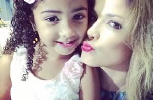 Samara Felippo comemora aniversário das filhas: 'Minhas princesas'