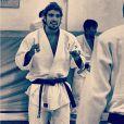 Caio Castro se prepara para viver um lutador no cinema