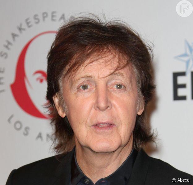 Paul McCartney cancela shows nos Estados Unidos devido a infecção viral
