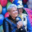 Xuxa está afastada da TV Globo para cuidar de um problema no pé