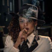 Lucy Ramos aprende a fumar cigarro e charuto para clipe: 'Experiência divertida'