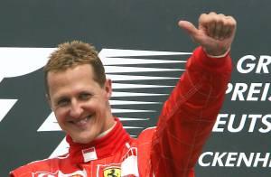 Michael Schumacher deixa UTI após seis meses e vai para centro de reabilitação