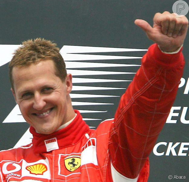 Michael Schumacher deixa a UTI após seis meses internado por causa de acidente de esqui