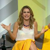 Maitê Proença critica Claudia Leitte na Copa e exalta órgão sexual de Messi