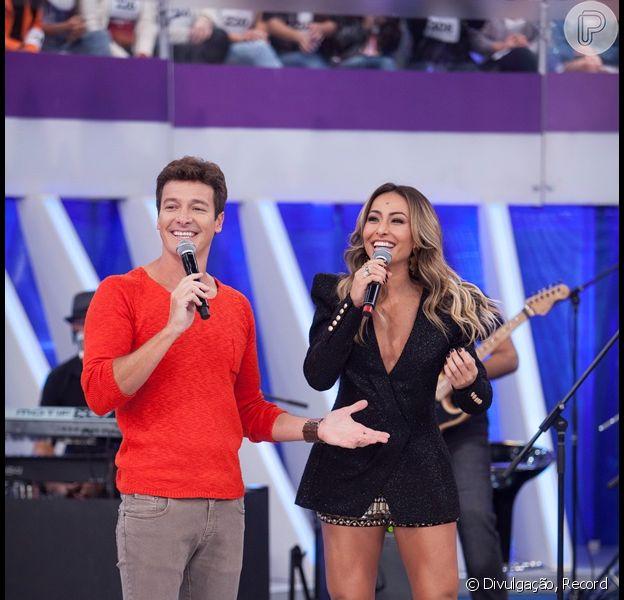 Rodrigo Faro fará participação no 'Programa da Sabrina', na Record
