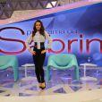 'Programa da Sabrina', na Record, ganhará novo quadro que levará artistas a lugares onde morou