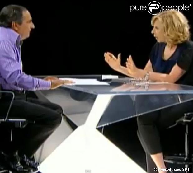 Silas Malafaia foi entrevistado por Marília Gabriela no programa 'De Frente com Gabi' na noite de domingo, em 3 de fevereiro de 2013